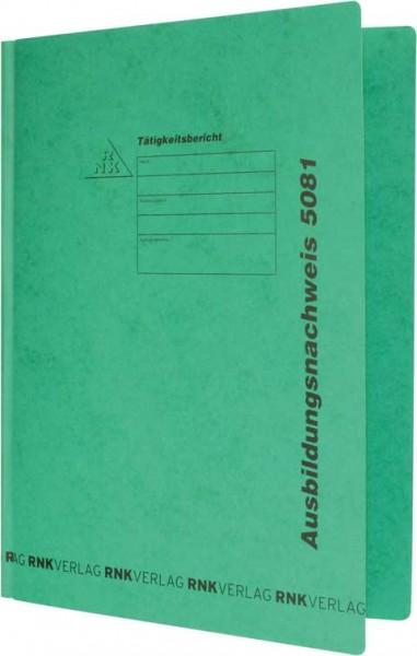 Ausbildungsnachweis-Hefter