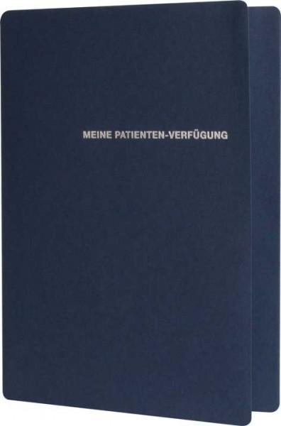 """Mappe """"Meine Patientenverfügung"""""""