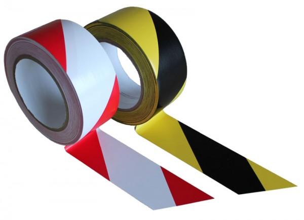 Warn- und Bodenmarkierungsband für Abstandsmarkierung 50mm x 33m