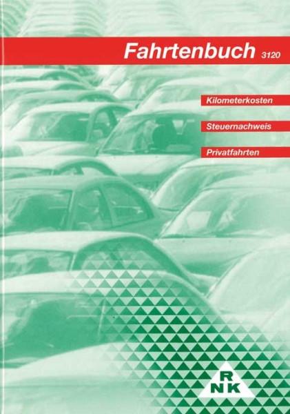 Fahrtenbuch für Pkw + Parkscheibe