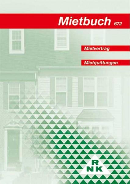 Mietbuch Wohnungsmietvertrag