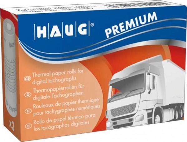 Thermopapierrolle für digitale Tachographen - Premium