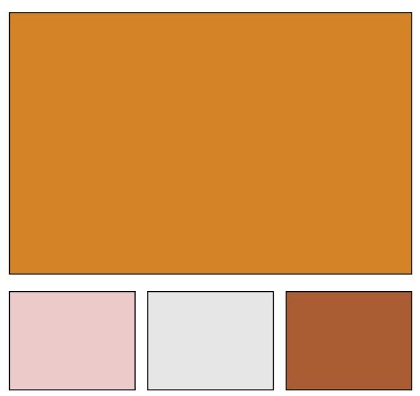 Farbmuster Karteikarten Bestandsverzeichnis